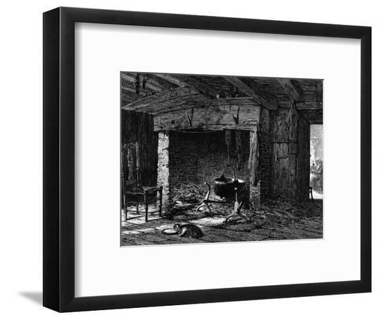 Home Sweet Home--Framed Giclee Print