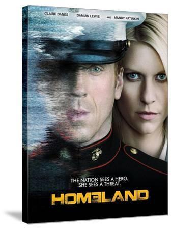Homeland Television Poster