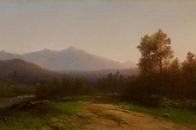 Hudson River Landscape, C.1860-5