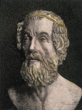 Homer, the Greek Poet