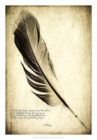 Feather on the Wind IV