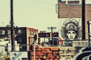 Urban Tags III by Honey Malek