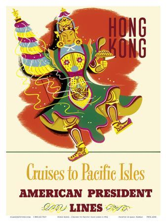 Hong Kong - Cruises to Pacific Isles - American President Lines