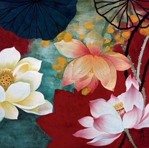 Lotus Dream I by Hong Mi Lim
