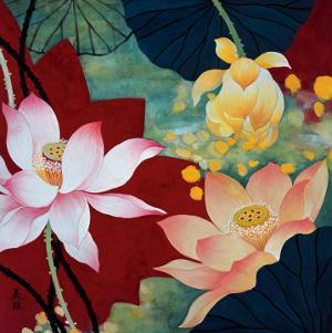 Lotus Dream II by Hong Mi Lim