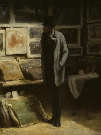 The Print Collector, C.1857-63