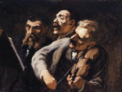 Trio d'amateurs