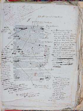 Proofs by Honore de Balzac