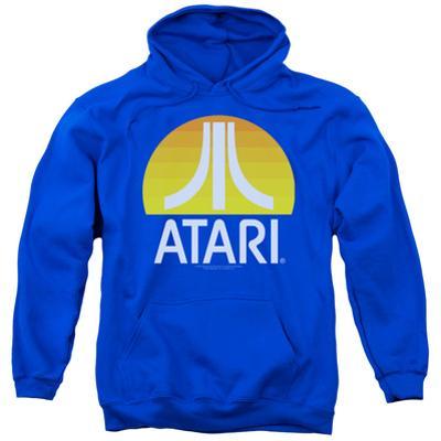 Hoodie: Atari- Sunrise Logo