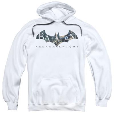 Hoodie: Baman Arkham Knight - Descending Logo