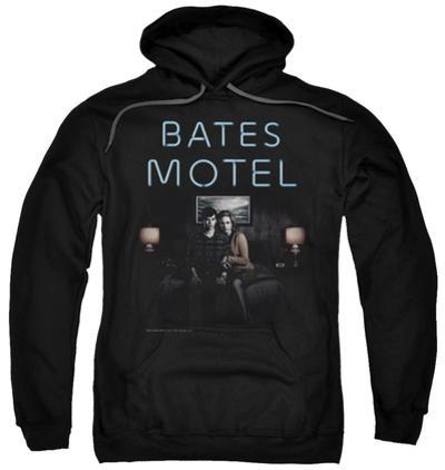 Hoodie: Bates Motel - Motel Room