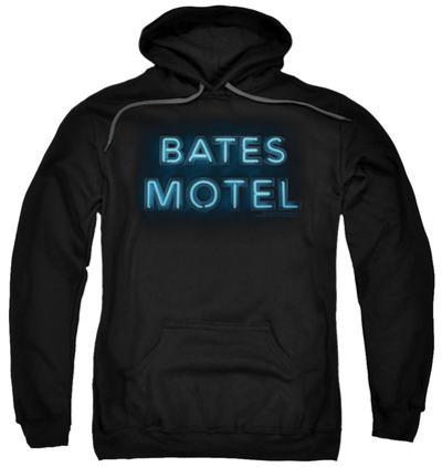 Hoodie: Bates Motel - Sign Logo