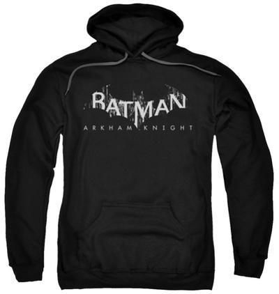 Hoodie: Batman: Arkham Knight - Arkham Knight Splinter Logo