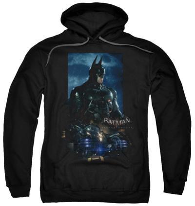Hoodie: Batman: Arkham Knight - Batmobile