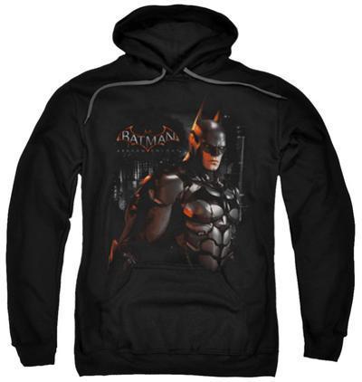 Hoodie: Batman: Arkham Knight - Dark Knight