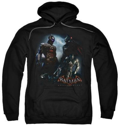 Hoodie: Batman: Arkham Knight - Face Off