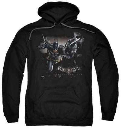 Hoodie: Batman: Arkham Knight - Grapple