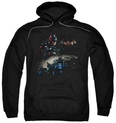 Hoodie: Batman: Arkham Knight - Knight Rider