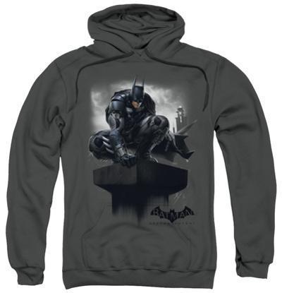 Hoodie: Batman: Arkham Knight - Perched