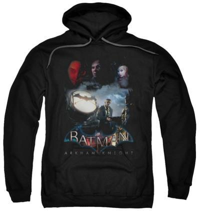 Hoodie: Batman: Arkham Knight - Villain Storm