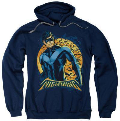 Hoodie: Batman - Nightwing Moon