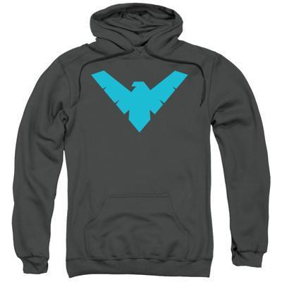 Hoodie: Batman- Nightwing Symbol