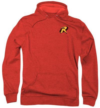 Hoodie: Batman - Robin Logo