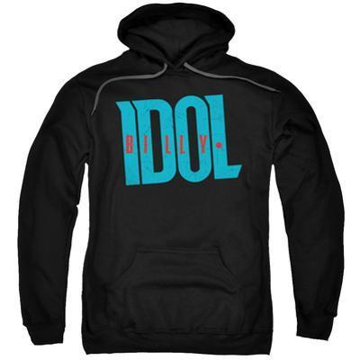 Hoodie: Billy Idol- Logo