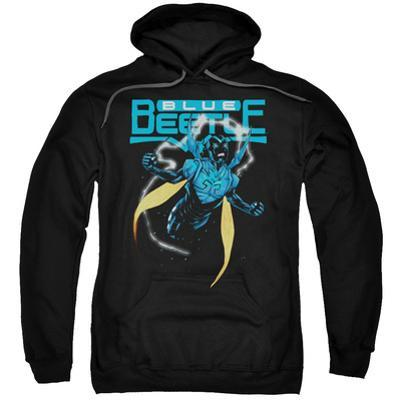 Hoodie: Blue Beetle- Fierce Flight