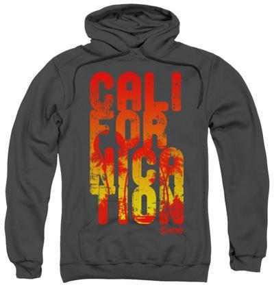 Hoodie: Californication - Cali Type