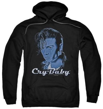 Hoodie: Cry Baby - King Cry Baby