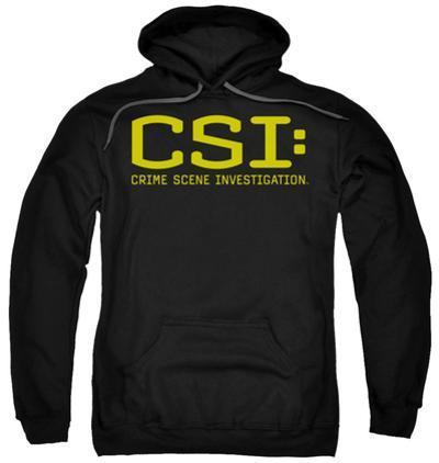 Hoodie: CSI - Logo