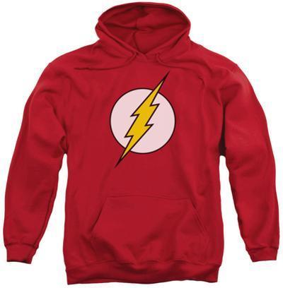 Hoodie: DC Comics - Flash Logo
