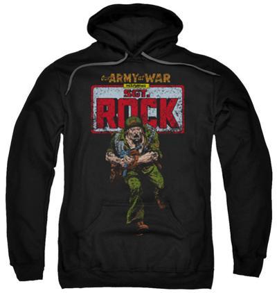 Hoodie: DC Comics - Sgt Rock