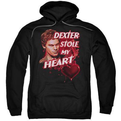 Hoodie: Dexter - Bloody Heart