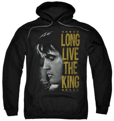 Hoodie: Elvis Presley - Long Live The King