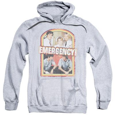Hoodie: Emergency - Retro Cast