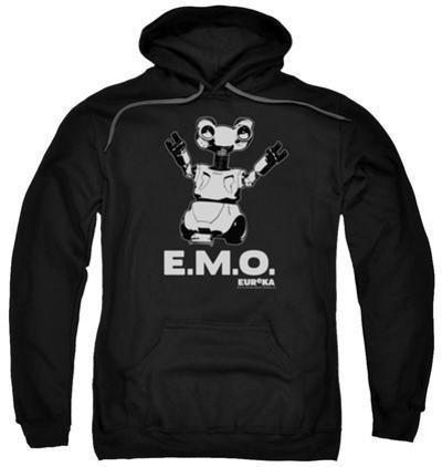 Hoodie: Eureka - Emo
