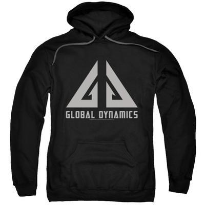 Hoodie: Eureka - Global Dynamics Logo