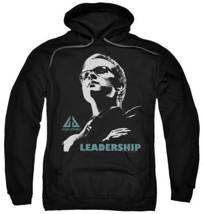 Hoodie: Eureka - Leadership Poster