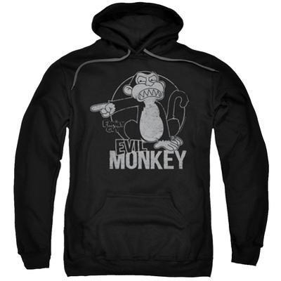 Hoodie: Family Guy - Evil Monkey
