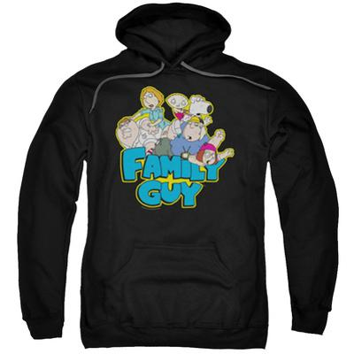 Hoodie: Family Guy - Family Fight