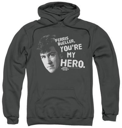 Hoodie: Ferris Bueller's Day Off - My Hero