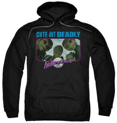 Hoodie: Galaxy Quest - Cute But Deadly