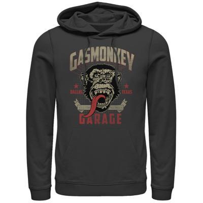 Hoodie: Gas Monkey- Framed
