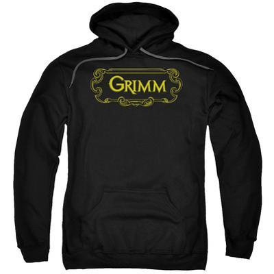 Hoodie: Grimm- Plaque Logo