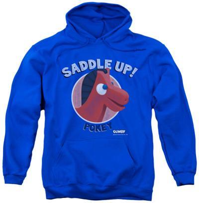 Hoodie: Gumby - Saddle Up