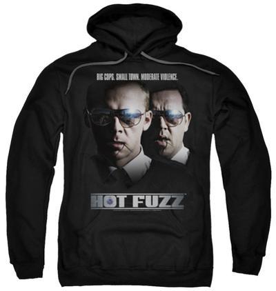 Hoodie: Hot Fuzz - Big Cops