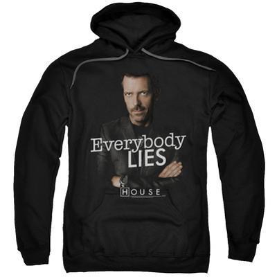 Hoodie: House - Everybody Lies