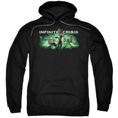 Hoodie: Infinite Crisis- IC Green